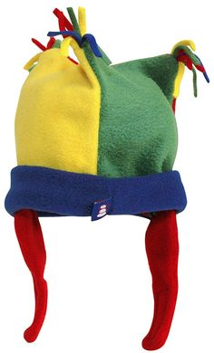 Jester hat.... I wear mine everyday :)