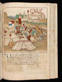 Bern, Burgerbibliothek, Mss.h.h.I.16, f. 637 – Diebold Schilling, Spiezer Chronik
