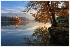 Slovenia Sunrise | by rgarrigus