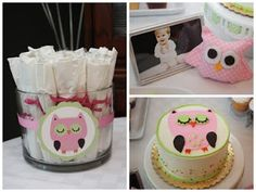 5M Creations: 5M Creations at a party near you- Pink & Green Owl!