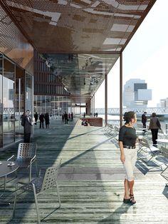 Magdeburger Hafen, HafenCity Hamburg proposal