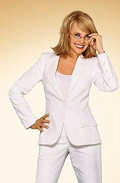 Diane Keaton. Hope I look this good at her age.