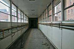 Abandoned St. Mary's Mercy Hospital (Where Michael Jackson was born) | 2015 | Gary, Indiana