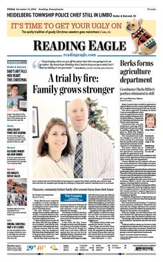Today's Front Page 12/19/14