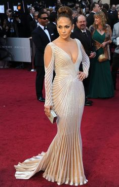 Jennifer Lopez - 84th Annual Academy Awards - Arrivals