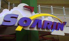 My favorite ride at Epcot - Soarin' !!!