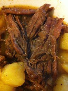 Custom Bbq Pits, Good Food, Yummy Food, Carne Asada, Meat Chickens, Pasta, Pot Roast, Great Recipes, Pork
