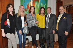 Anja Niggemeier, Florencia Estevez Cambre, Gariela Goldstein, Jorge Pomiró, Aparicio Fraga
