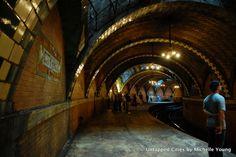 Abandoned-City Hall Subway Station-MTA-Transit Museum-NYC