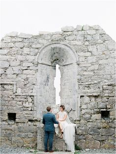 As Ever Photography / Ireland Wedding / Maria Luisa Rabell Dress / Veil / Destination Wedding