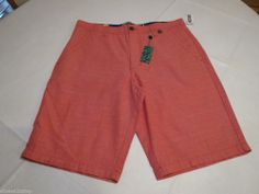Men's RARE 36 Modern Amusement walk casual shorts CROW red school surf skate #ModernAmusement #shorts