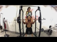 The Fittest couple on Earth  #strength #fitness #fitfam #workout #exercise #CoreAthletics