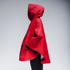 stutterheim, öland, cape, red, raincoat, regnjacka, stockholm, sweden, online