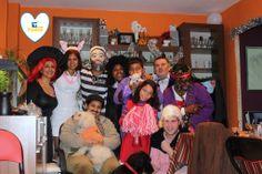 """Foto ganadora del Concurso """"Navidades divertidas"""" gracias a Raquel y a su familia por esta divertida foto!"""