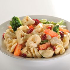 This Vegetarian Summer Pasta Salad is perfect for a light, delicious meal during the warmer months!