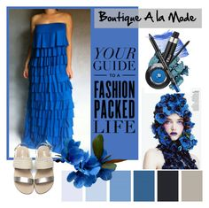 """""""Boutique A la Mode VI/8"""" by zeljanadusanic ❤ liked on Polyvore featuring Bloomingdale's"""