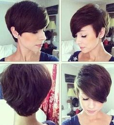 Hairstyles Cool Pixie Haircuts for Oval Faces your coiffure boring? Tired of the identical look? Go for daring with a classy pixie haircut. You will get completely one other look and can showca. Short Hair Cuts For Round Faces, Pixie Haircut For Thick Hair, Pixie Bob Haircut, Short Hairstyles For Thick Hair, Short Pixie Haircuts, Short Hair Styles, Oval Face Haircuts, Hairstyles Haircuts, Cool Hairstyles