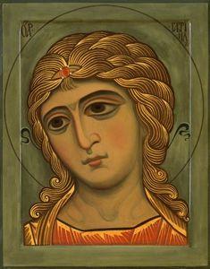 Икона Архангел Гавриил (Ангел Златые власы)