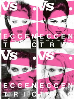 Vs. magazine September 2012 covers feat. Coco Rocha, Amanda Seyfried, Liv Tyler & Rachel McAdams. Photographed by Ellen von Unwerth, Guy Aroch, Helena Christensen and Drew Barrymore respectively.