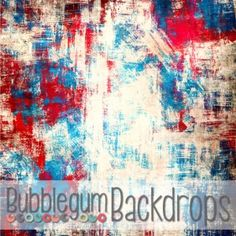 Patriotic Grunge Backdrop $50.00 for 4x5