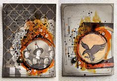 Wicked ATC by Riikka Kovasin for Canvas Corp Brands