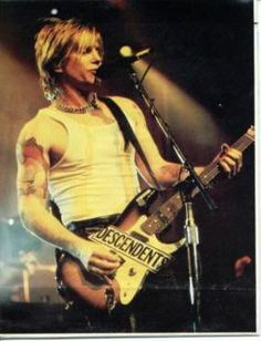 """""""Musical genres have become too segregated, in that people tend to focus on one thing, and that's it. Too much of it is about having the proper tattoo or the proper pair of shorts. Music tends to be identified with certain lifestyles now, as opposed to being about the appreciation of good songwriting.""""  ~John    *goo goo dolls*"""