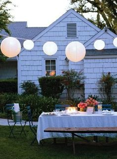 One of my favorite ways to take advantage of the beautiful summer weather is to host (or attend) a little evening get-together. Parties like these don...