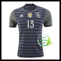 Billige Fotballdrakter Tyskland MULLER 13 Bortedraktsett UEFA Euro 2016 Fifa, Uefa Euro 2016, Mens Tops, T Shirt, Fashion, Supreme T Shirt, Moda, Tee Shirt, Fashion Styles
