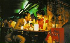 In The Mood For Love (2000). Wong Kar Wai...I understand his obsession