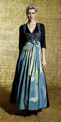 Frühling/Sommer 2020 Gössl Traditional Fashion, Couture, Shirt Dress, Shirts, Outfits, German, Dresses, Dirndl Blouse, Victorian Dresses