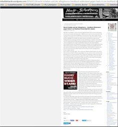 Handbuch Widerstand - gegen Hartz IV: Thx nochmals an den Nachtschatten! :-)