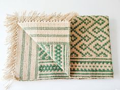 EMERALD SEA - Limited Edition Colours-Royal Dari Rugs - Handwoven Eco-friendly Artisan Floor Coverings - 2 ft x 3 ft