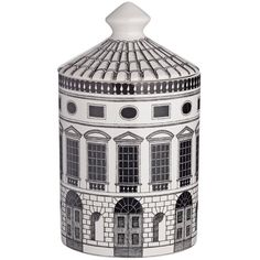Fornasetti Home Architettura Otto Scented Candle (2 960 ZAR) ❤ liked on Polyvore featuring home, home decor, candles & candleholders, fragrance candles, handmade home decor, handmade candles, scented candles and handmade scented candles