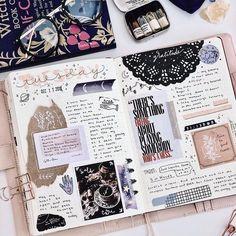 Bullet Journal Agenda, Bullet Journal Writing, Bullet Journal Ideas Pages, My Journal, Bullet Journal Inspiration, Journal Pages, Journal Layout, Bullet Journals, Morning Pages