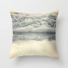 Beach Days Throw Pillow by Bree Madden  - $20.00