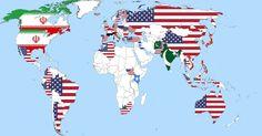 Nu știu ce hobby-uri aveai tu, dar eu, când eram copil, eram foarte atras de atlasele, în care, în funcție de diferiți indici sau localizări, țările erau colorate în diferite nuanțe. Încă de pe băncile școlare îmi plăcea să schițez și să colorez ceva în conturul hărților și, de asemenea, să stau lângă uriașa hartă a lumii și să visez unde o să călătoresc, când voi crește. De atunci a trecut mult timp, însă aventurismul copilăresc și dorința arzătoare de a călători încă trăiesc în inima mea…
