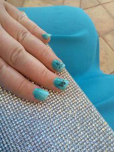 Nail art chic ❤ #unghie #nailart