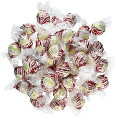 Lindt Lindor Peppermint White Chocolate Truffles 18.6 ounce Bag YUM! #Lindt