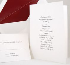 One thing I love about the Plain Blank Wedding Invitation Fold - Radiant White (50 Pack) is that, it can be anything you prefer! These Budget Wedding Invitations are like a box of chocolates - you don't know what you're going to get. :-)