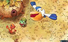 MD Wallpaper 2 - 50 Lovely Pokemon Wallpapers  <3 <3