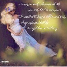 stay positive minds #9monthpregnancy