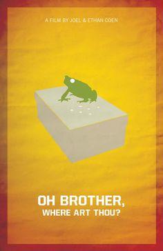 Parody in O Brother, Where Art Thou?
