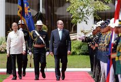 Fun in Philippines for prince of Monaco President Aquino yesterday expressed hope that visiting Monaco Prince Albert II  one of the worlds wealthiest men and an environmental advocate  would indeed find out that its more fun in the Philippines.