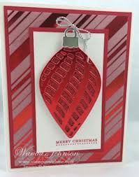 Image result for embellished ornaments stampin up
