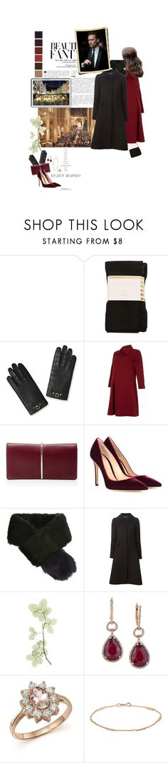 """""""Pandora; The Christmas Mass and the Candle Procession"""" by tcpg-pandora ❤ liked on Polyvore featuring Graham & Brown, Nina Ricci, Gianvito Rossi, Bandits, Dolce&Gabbana, Effy Jewelry, Bloomingdale's, Jennifer Meyer Jewelry and Tiffany & Co."""
