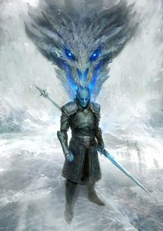 Game of Thrones The Night King and Viserys