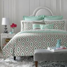 THIS IS MY CALLING!!!  Happy Chic by Jonathan Adler Nina Reversible Bedding Collection