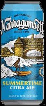 mybeerbuzz.com - Bringing Good Beers & Good People Together...: Narragansett Renames Summer Ale & Releases Clam Sh...