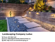 Envision #landscaping is one of the landscaping #companies #Leduc and has been meeting the requirements of commercial and residential clients from last 20 years.  https://bit.ly/2IwmVhR