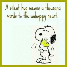 Discover and share Snoopy Quotes Hug. Explore our collection of motivational and famous quotes by authors you know and love. Great Quotes, Me Quotes, Funny Quotes, Inspirational Quotes, Motivational Quotes, Quotes Positive, Photo Quotes, Positive Life, Peanuts Quotes